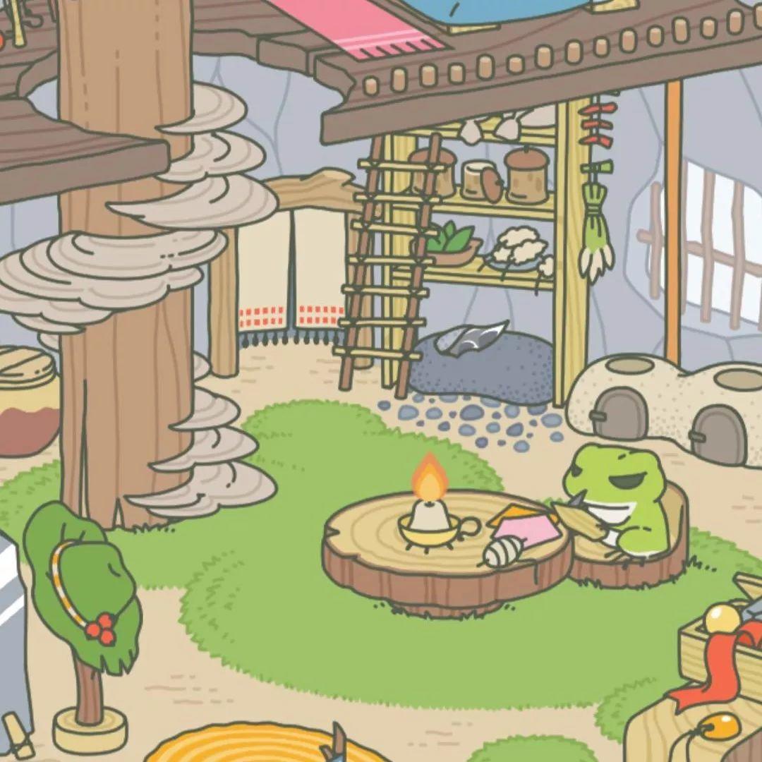 "Mobile Game ""Travel Frog"" Goes Viral Among Chinese!"
