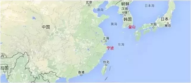 China's Voyage Time To 100 Ports Around The World! Keep It!