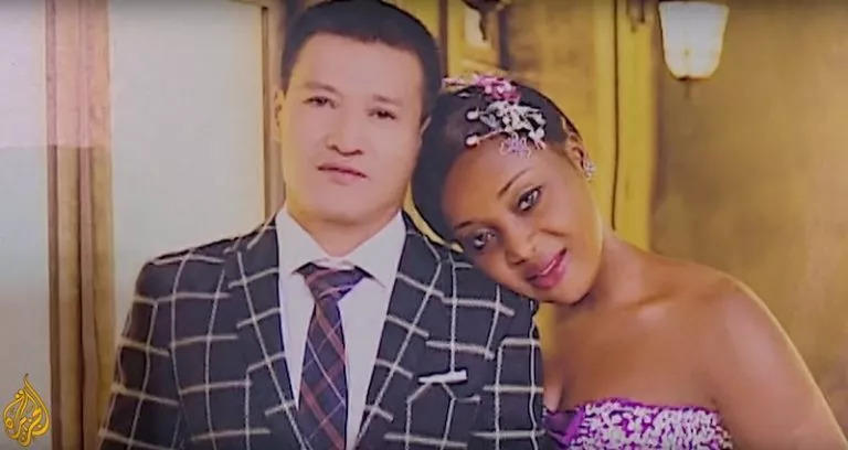 Interracial Marriages Between Africans&Chinese! Up to 1 Million!