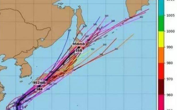 十一去日本遇到台风潭美怎么办?HACOS瀚客为您支招