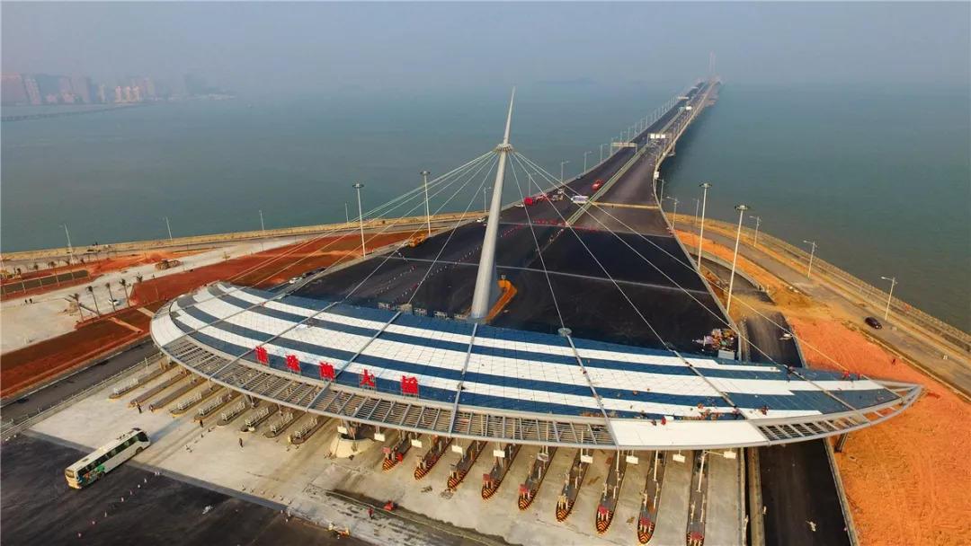 New Bridge To Start Battle Between Coaches&Ferries To Macau&ZH