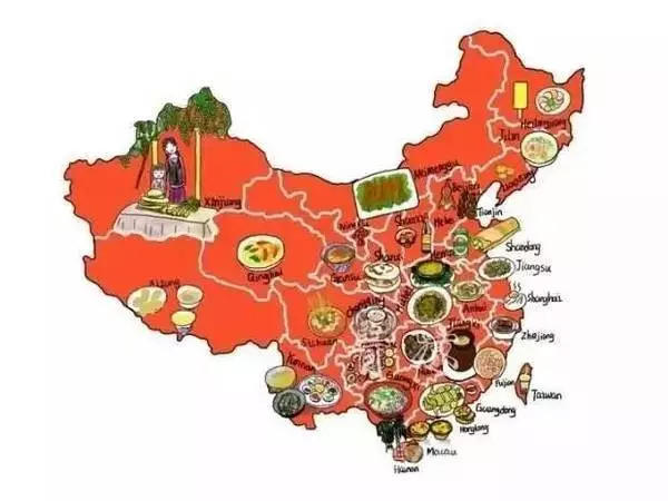 Local Flavours In China! Which Do You Like?