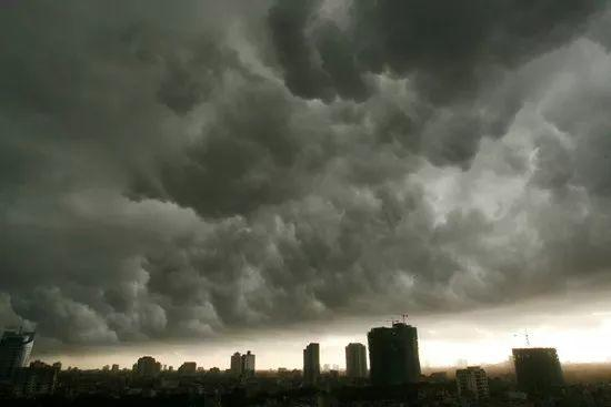 Cold Front is Heading to Guangdong