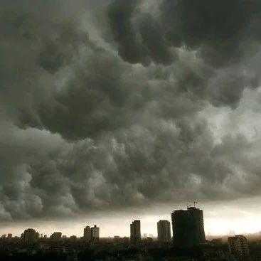 A new wave of cold air is coming!Rain is coming!It's autumn in guangdong!