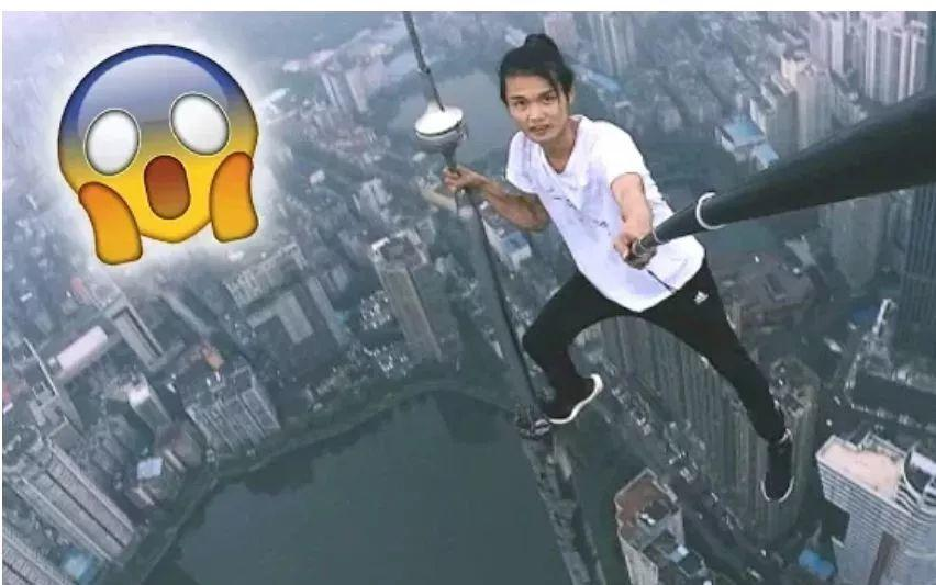 She Fell From 27th Floor & Gave You A Lesson!