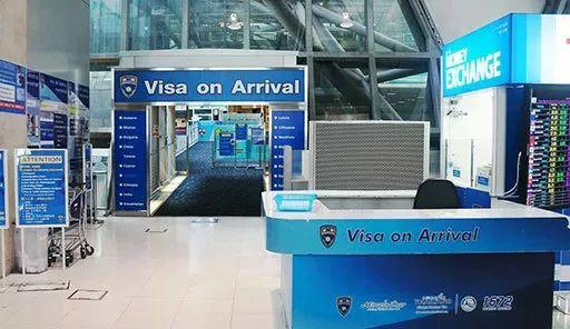 BREAKING! Thailand Landing Visa Is FREE from Tomorrow!