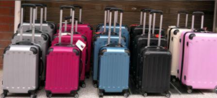 [Good Stocklots Goods] - Luggage in YIWU