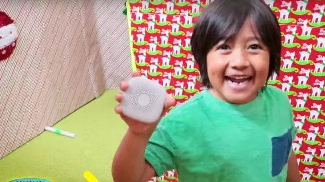 How Did This 7-year-old Boy Become the Highest Paid Youtuber?