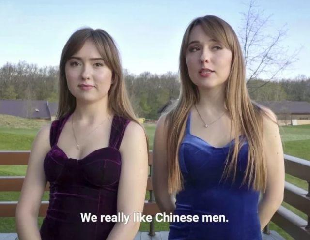 Chinese Men are Becoming a New Target for Foreign Women