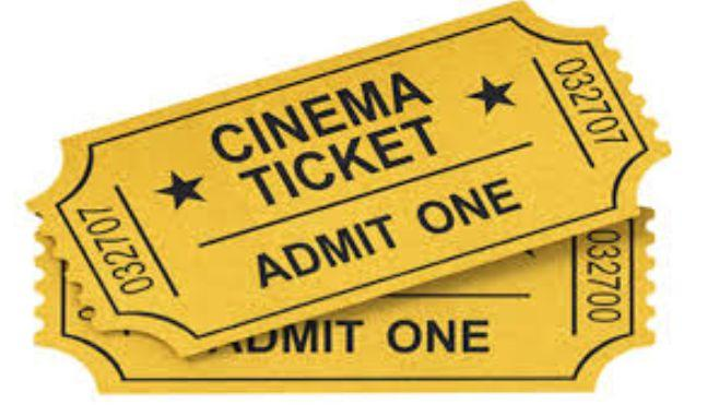 Mar | Movie Tickets for Free!