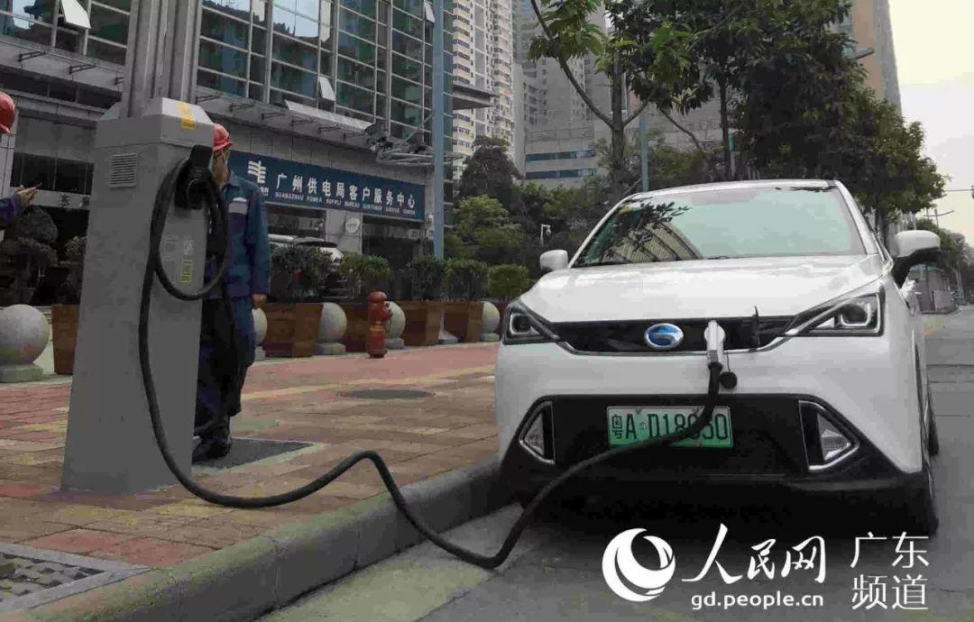 Smart Streetlights Unveiled in Guangzhou!