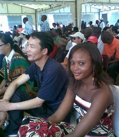 Chinese in Africa: Chinese Men Marry African Wife