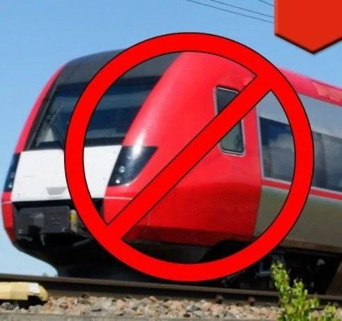 Notice! You'll Be Banned from Taking Plane/Train if…