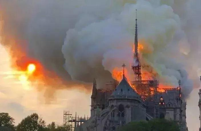 Unexpected Reactions to Tragic Fire at Notre Dame Cathedral