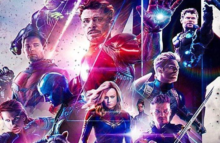 I Spend 1000 RMB Seeing Avengers: Endgame Tonight…