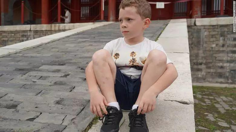 How an 8-year-old Boy Became a Viral Icon in China?
