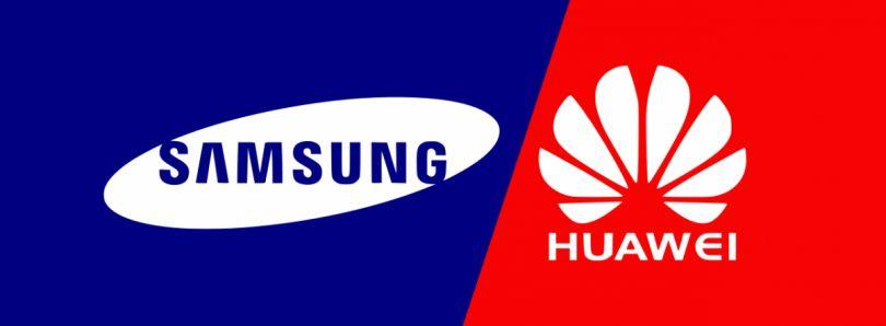 OMG! Samsung&Huawei Unexpectedly Agree to Settle Patents Dispute