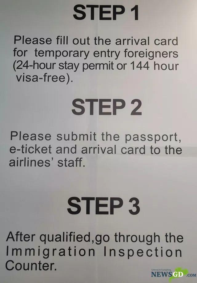 Not All People Available to 144hrs Visa-Free Transit Policy!