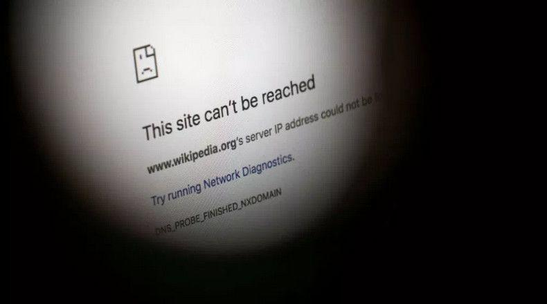 Wikipedia Blocked in China in All Languages!