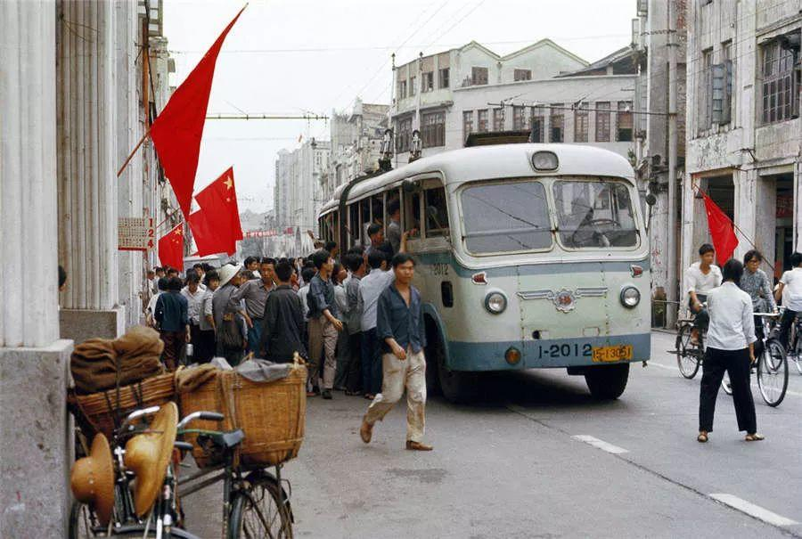 Mysterious China in Old Times: 1978 vs 2018