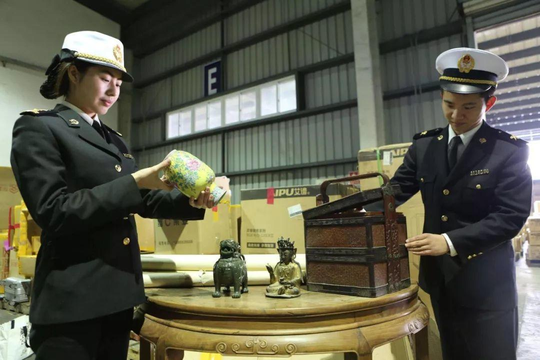 China Customs Expands Int'l Cooperation on IPR Protection!