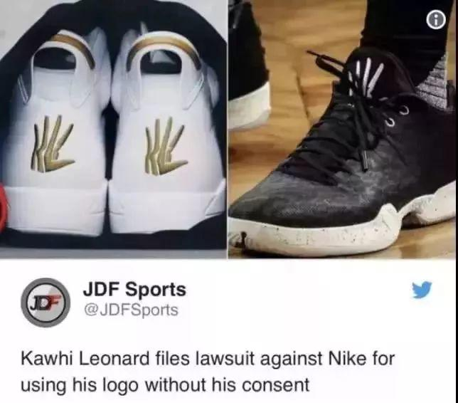 NBA Star Sues Nike over Rights to His Klaw Logo