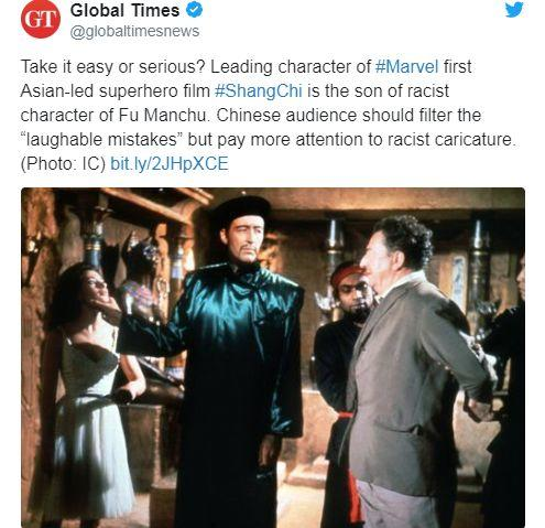 Marvel's First Asian Superhero Movie|Why They're Angry About it?