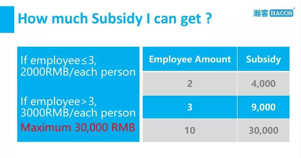 They All Know How To Get Subsidy Up To 30,000RMB! And You?