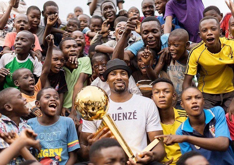 Respect! Once Begged for Food, Now He is an NBA Champion!