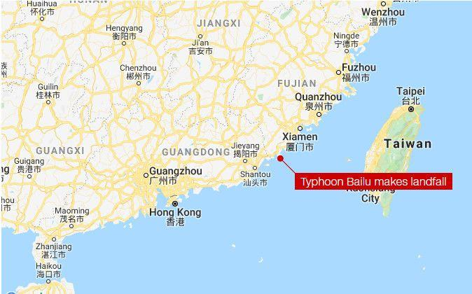 Alert! Another Typhoon Is Coming!