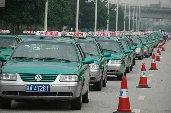 What Does the Color of Taxis Mean? Do You Know That?