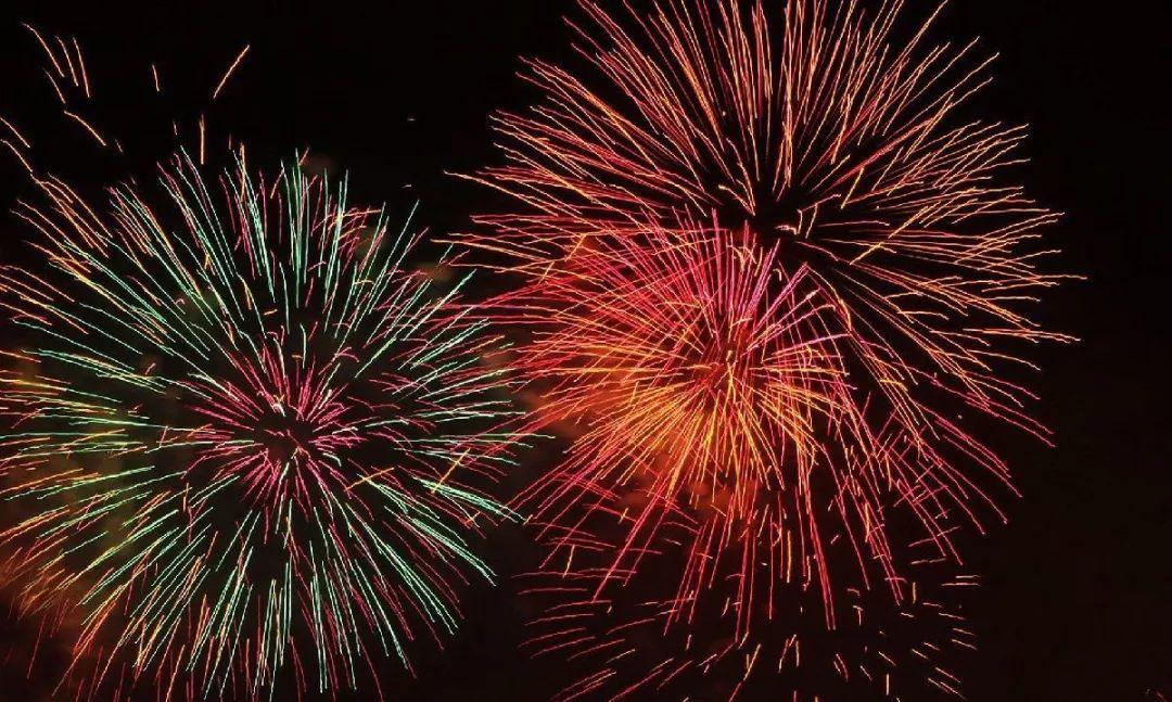 Let's Join the Fireworks Party Next Tuesday!