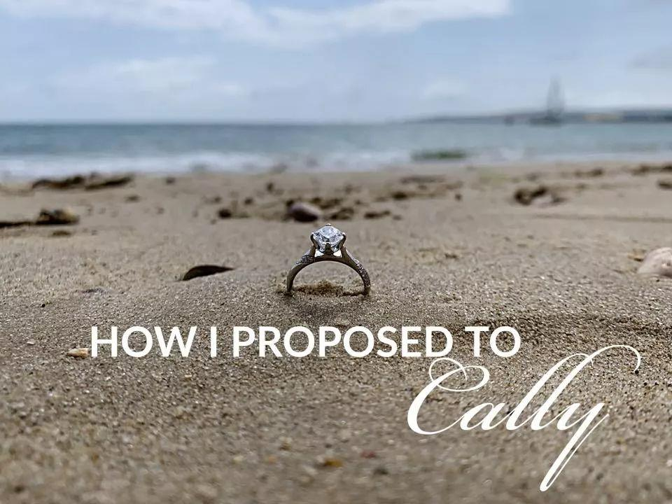 Man Goes Viral for Proposal to His Girlfriend For a Month...