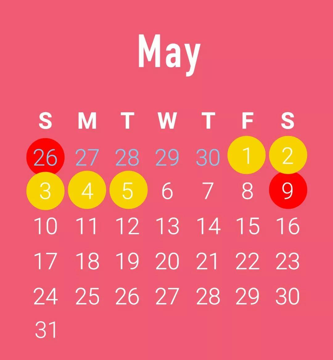 China's Official 2020 Public Holiday Calendar Just Came Out!
