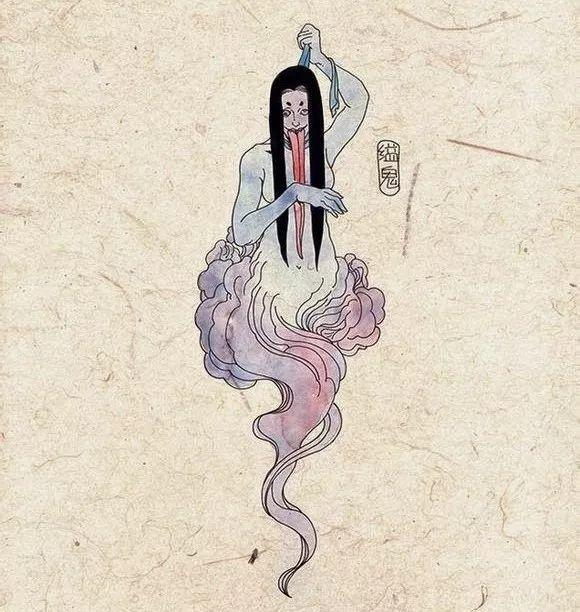 Wanna Dress Scary Like a Chinese Ghost in Halloween? Click In!