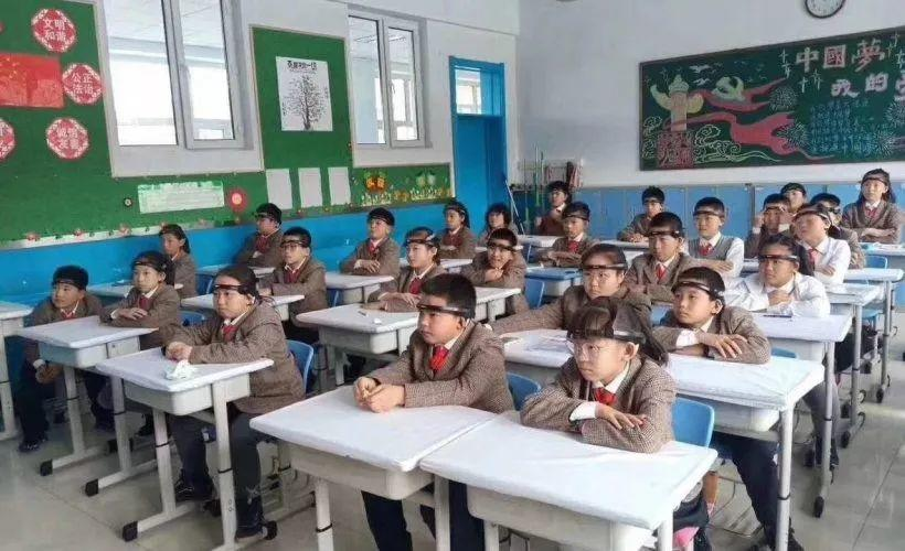 China Uses AI Headband to Monitor Students' Every Move!?