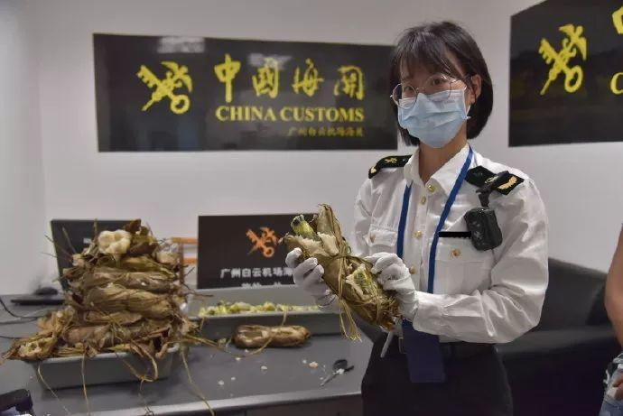 African Woman Seized for Her Local Food When Entering China!?