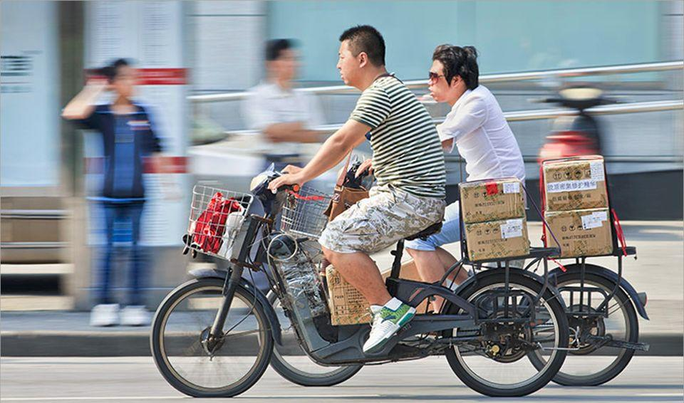 Beep Beep! Not All E-Bikes are Allowed on the Road!