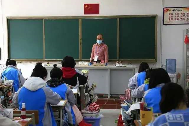 Most of China to Reopen Schools by End of April