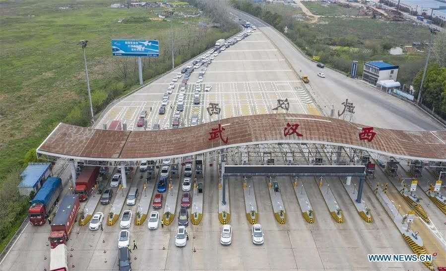 Unlock! Wuhan to Open Exit Channel, after 2-Month Lockdown