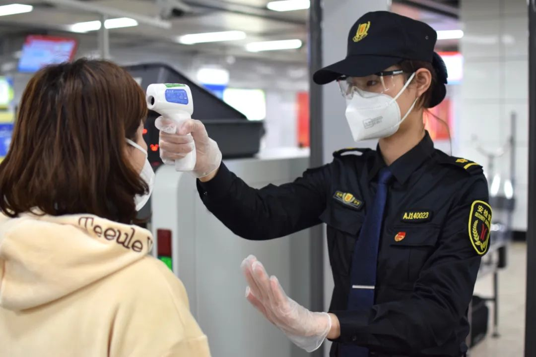 Without This, You Will be Ban Entering Metro Station in GZ!
