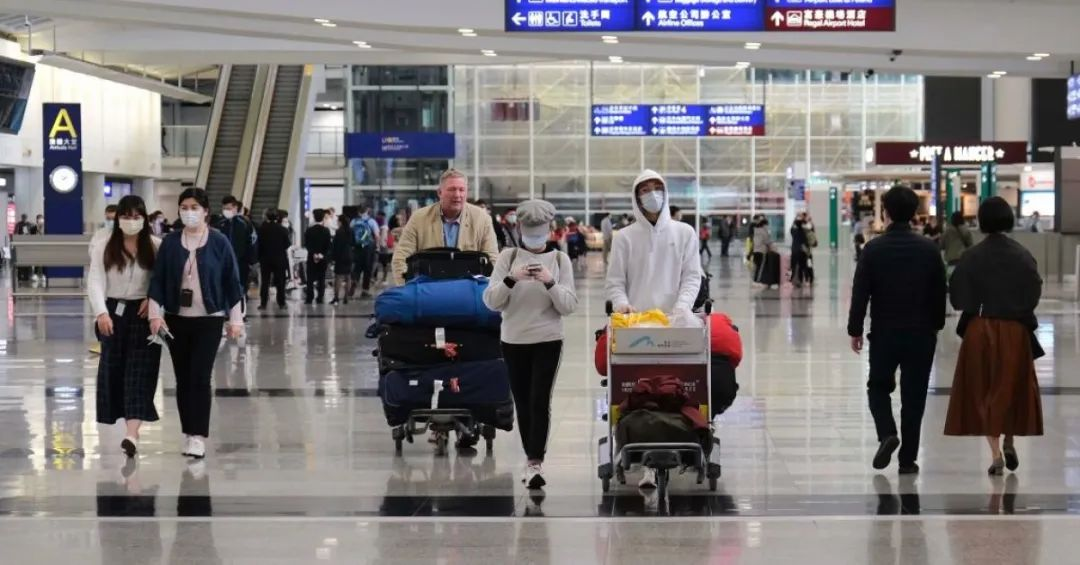 Latest News! HK Airport Reopens to Transit Passengers, But...