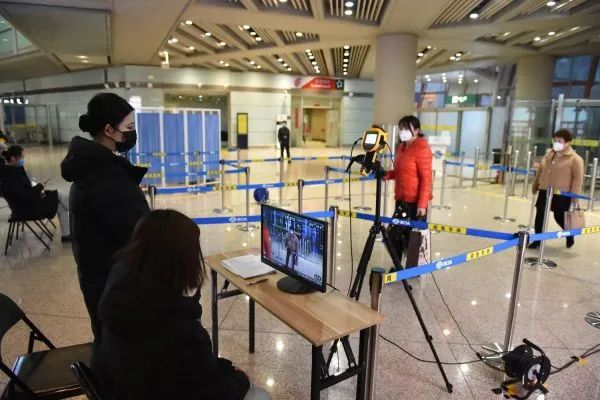 Shanghai Lifted Travel Ban for Foreign Family Members