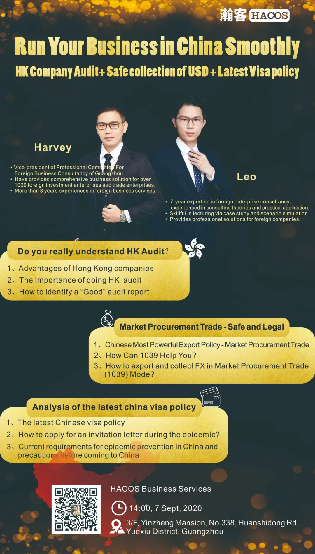 @Boss, Check Here to Know How to Run Business in China Smoothly!