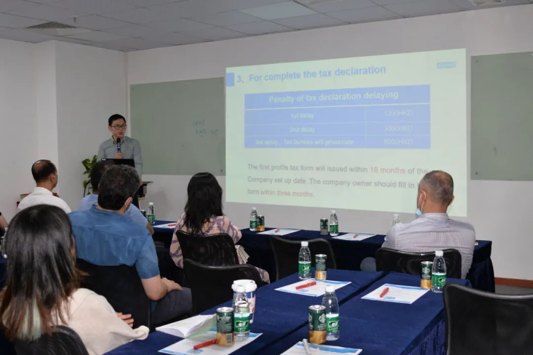 HACOS Seminar: Run Your Business in China Smoothly