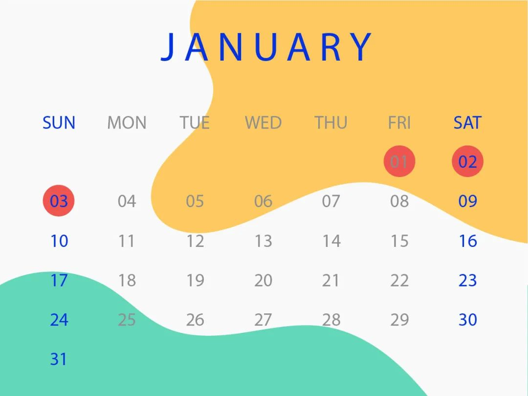 China's Official 2021 Public Holiday Calendar Just Came Out!