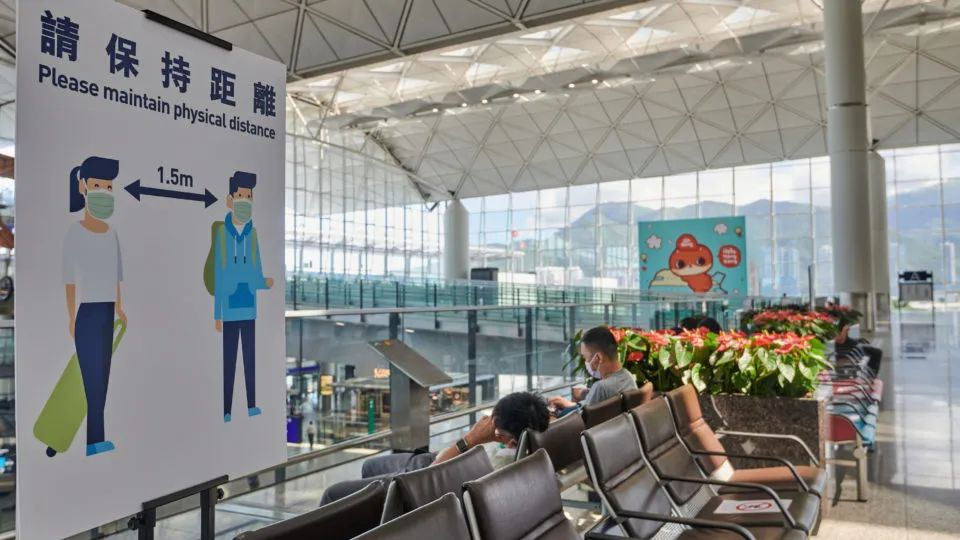 Hong Kong to Shorten Quarantine for Vaccinated Travellers