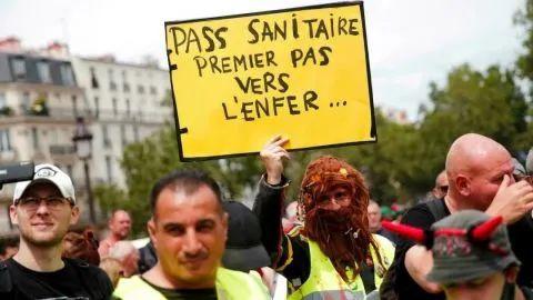 警惕!法国、英国、意大利、希腊、澳大利亚等爆发大规模游行!